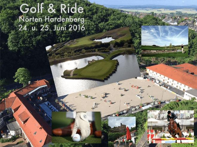 Golf & Ride